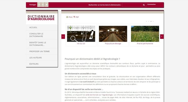 Lg dictionnaire d agro  cologie   ressource collaborative   google chrome