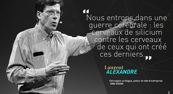Lg laurent alexandre citation usi 2017