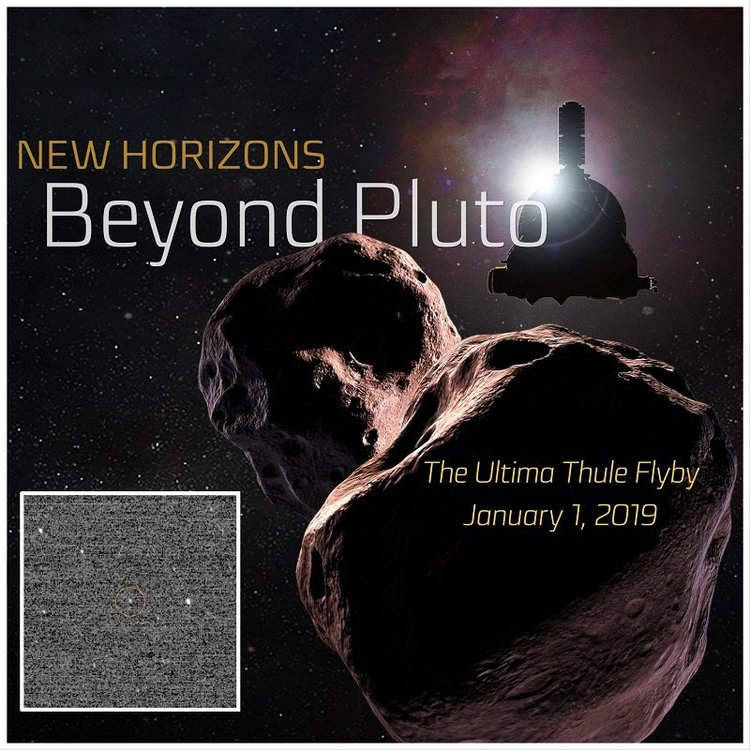 Xl ultima thule new horizons