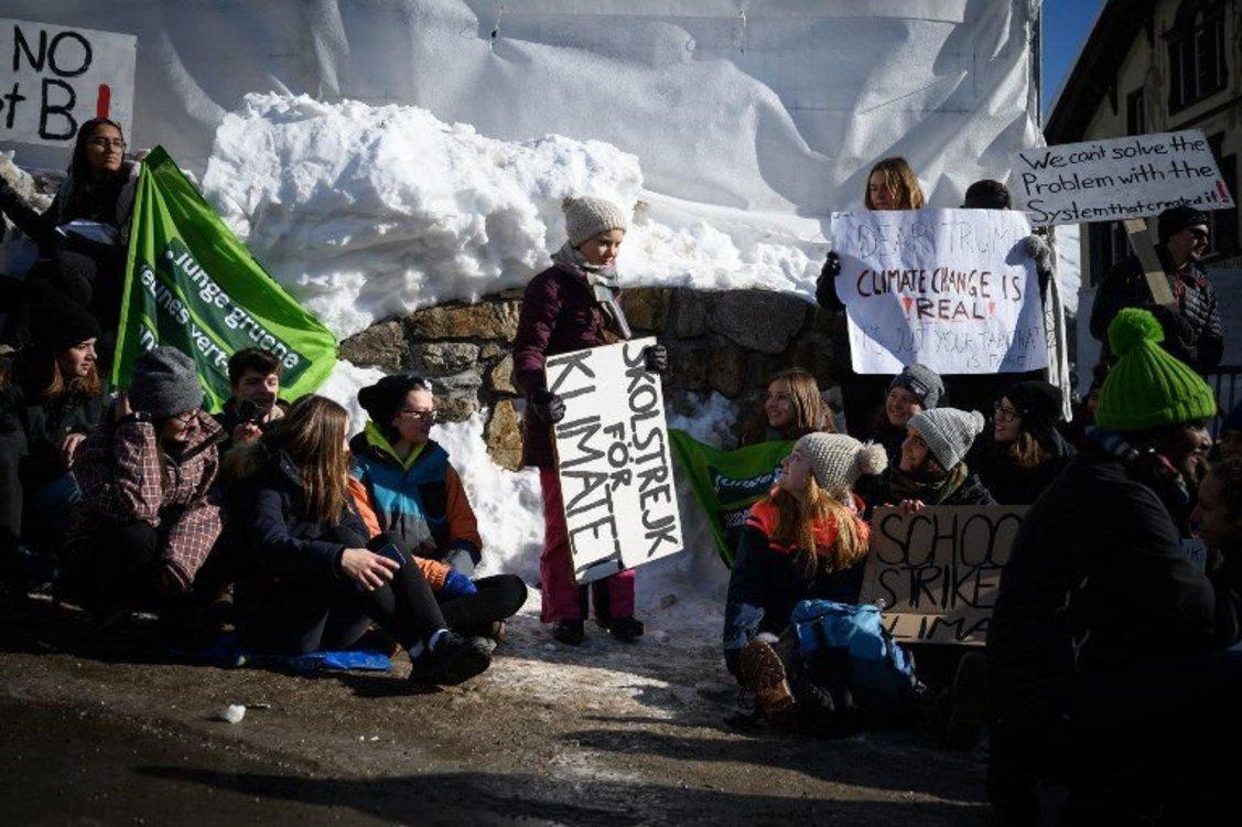 82f06b1ac30 Grève scolaire pour le climat »   les lycéens bousculent l agenda ...