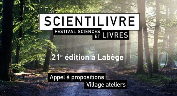 Lg banniere appel a propositions scientilivre labege 2021