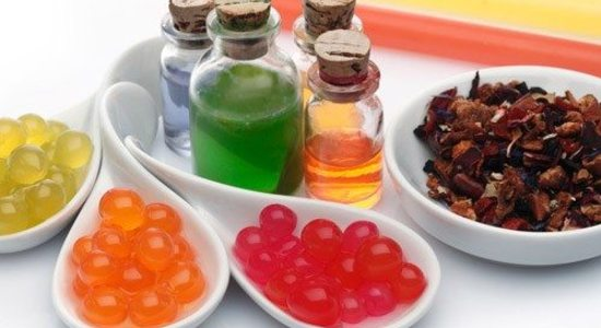 Cuisine moleculaire echosciences sud - Emulsion cuisine moleculaire ...