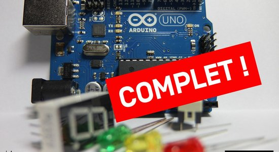 Lg arduino  complet